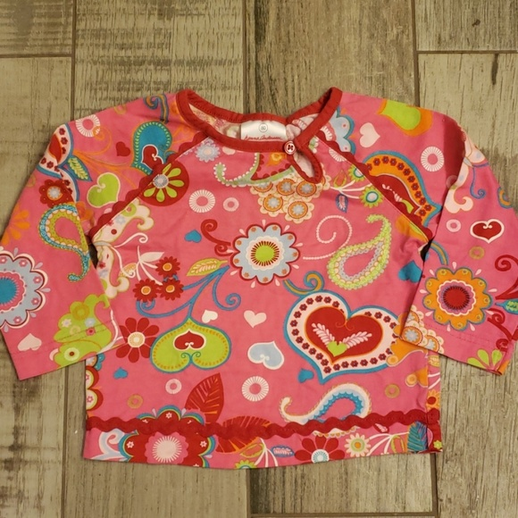 Hanna Andersson Other - Bright and beautiful top